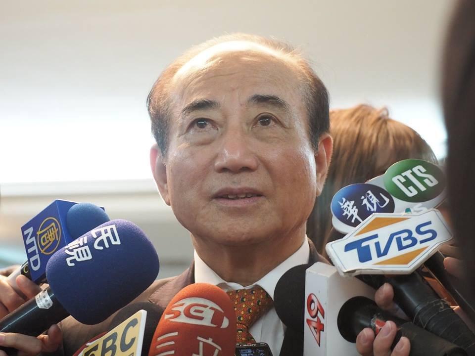 因緣到了  王金平3/7宣布參選總統
