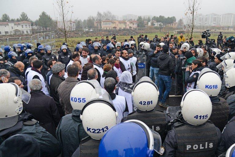 土耳其女議員續絕食抗議 警方禁支持民眾集會