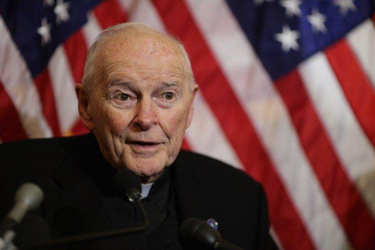 近百年首例 原樞機主教麥卡里克遭免除聖職