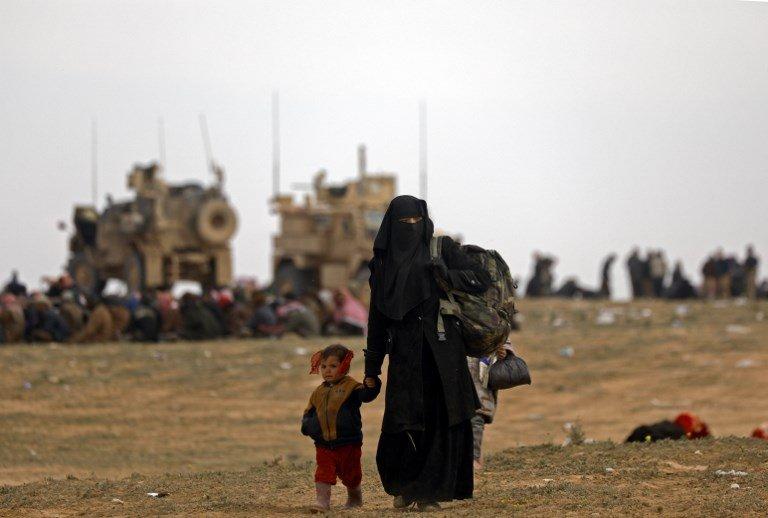 殲滅敘東IS行動 SDF:勝利在望
