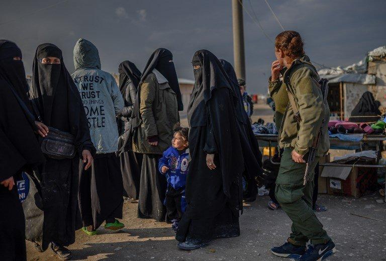 188名土籍IS戰士子女 伊拉克移交土耳其
