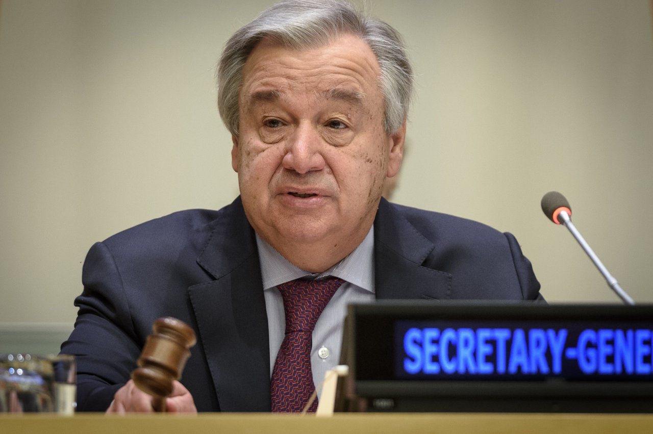 聯合國祕書長籲以巴停火 教宗警告衝突恐將惡化