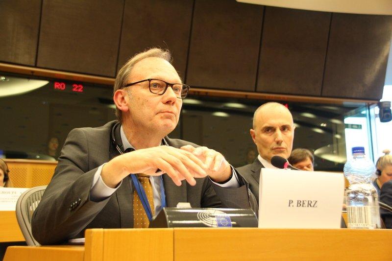歐盟官員:與台洽簽雙邊投資協定不因中國影響