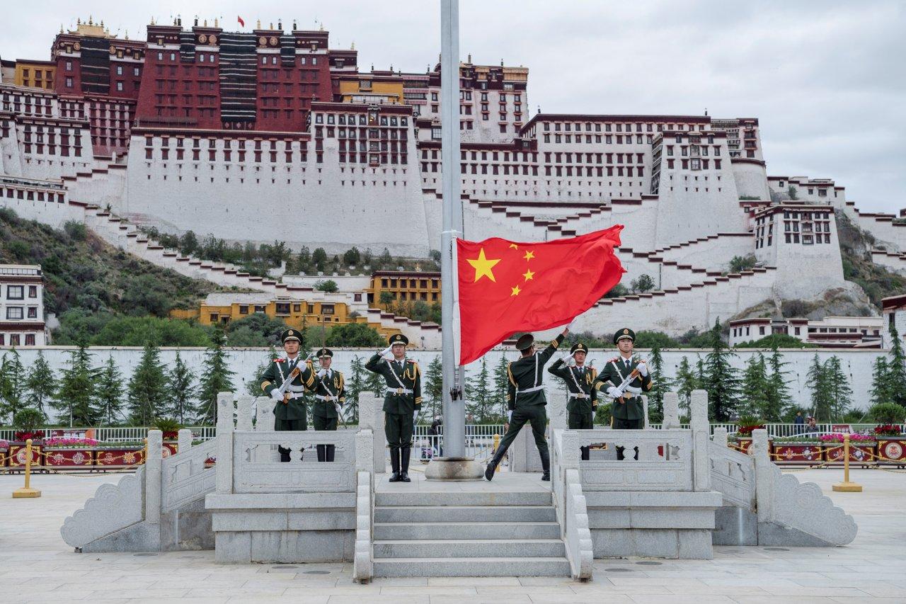 汪洋:外部勢力沒有資格 對西藏事務指手畫腳
