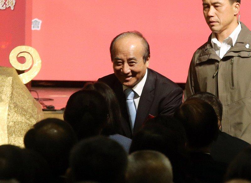 王金平再度表態 爭取國民黨總統提名