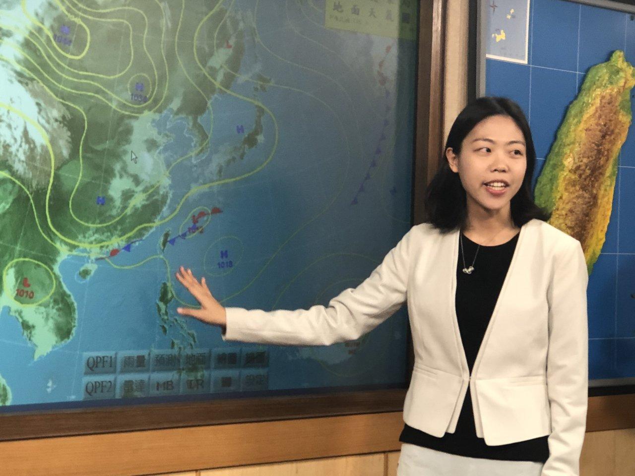 冷氣團與華南雲系交會 未來三天濕冷、高山有雪