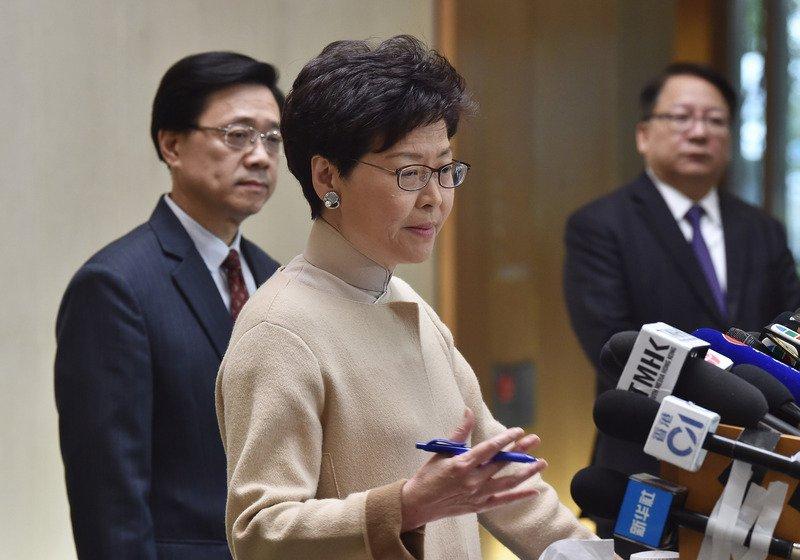 北京向特首發公函 評論:對港獨零容忍