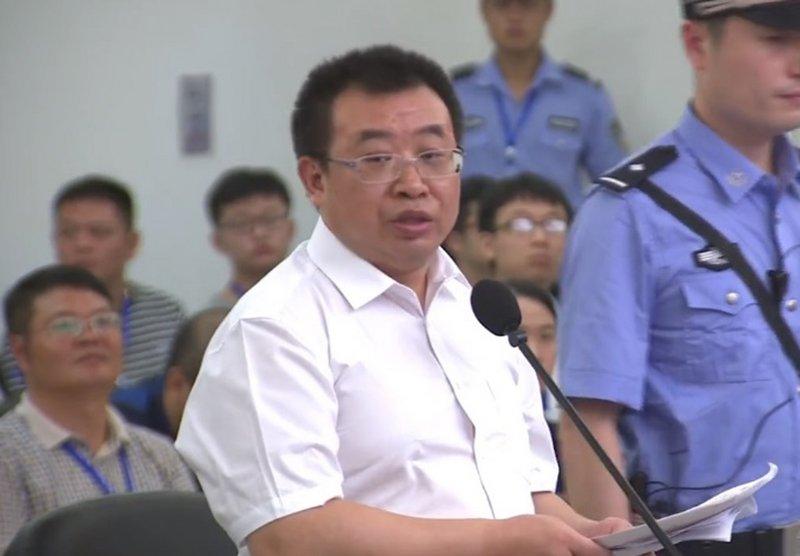 江天勇出獄 當局恐以剝奪政治權利為由軟禁3年