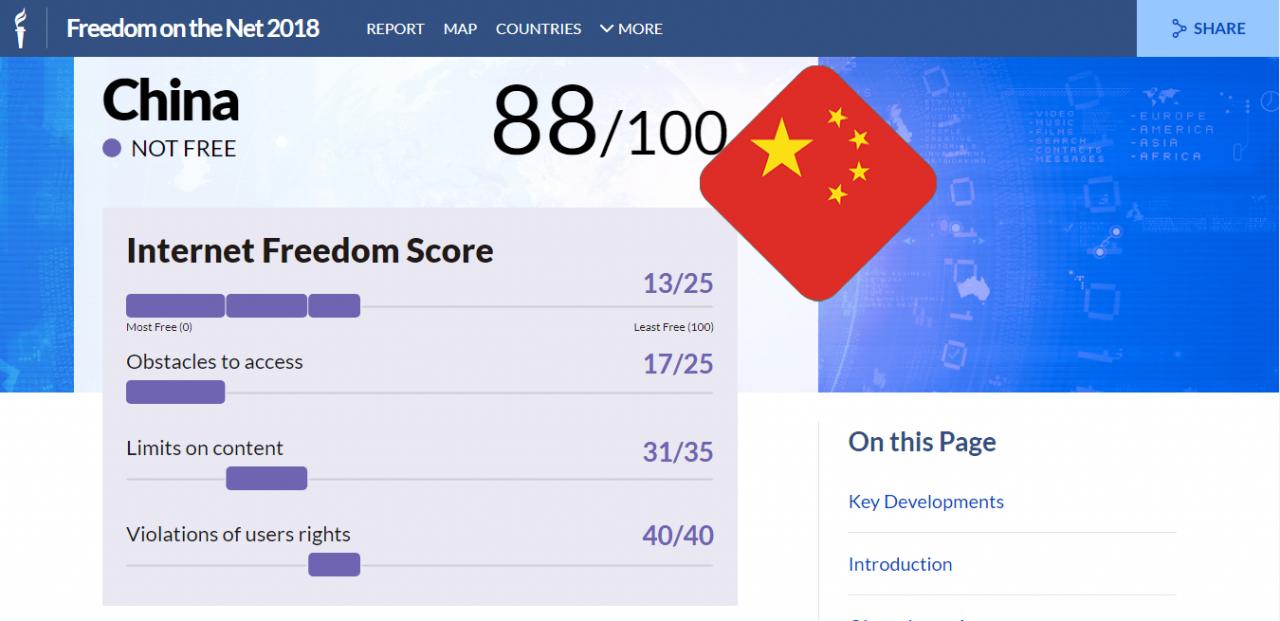 拉薩開通5G 藏人網路自由仍受限制