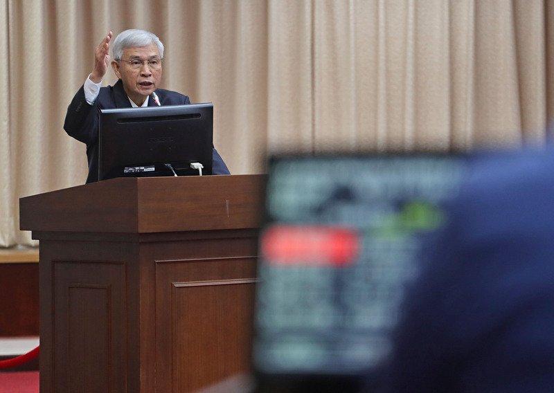 韓國瑜想推自由經濟示範區 楊金龍:留意洗錢防制