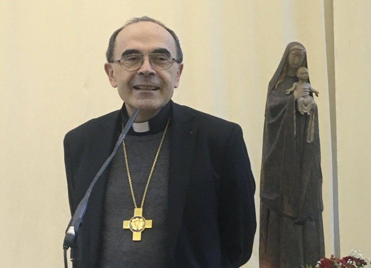 包庇性侵被定罪 里昂主教:我要向教宗請辭