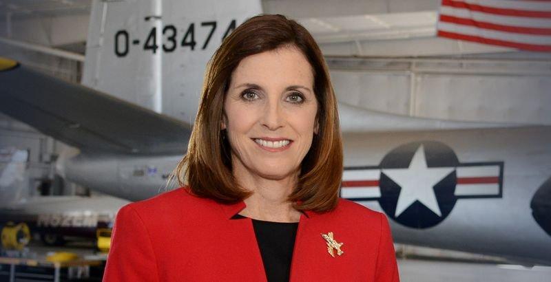 美參議員麥莎莉驚爆 擔任飛官時曾遭上級性侵