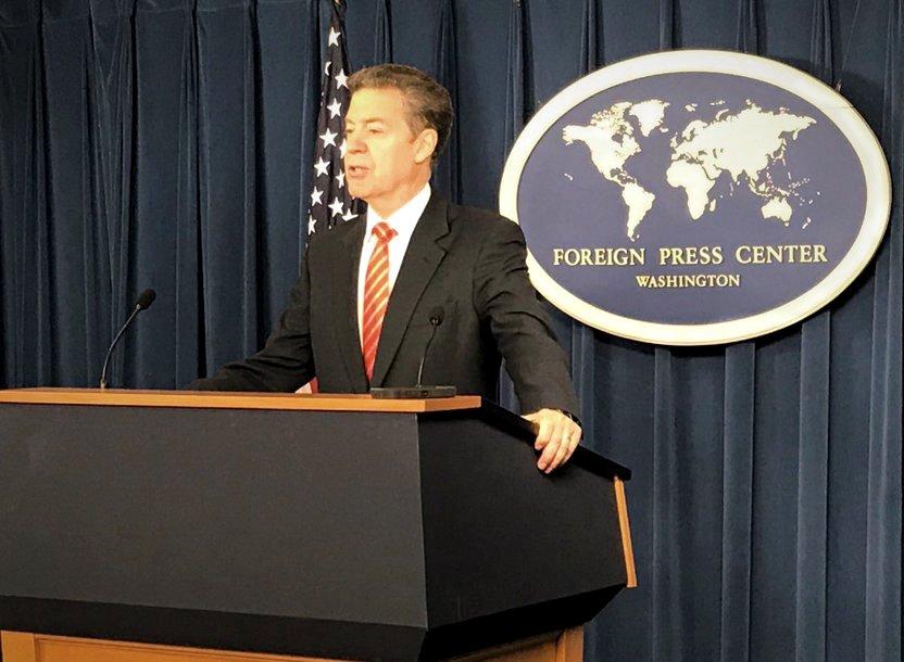 美國務院宣布 宗教大使赴台出席宗教論壇