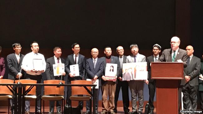 死人床、高壓電擊 美官員籲關注中國宗教自由