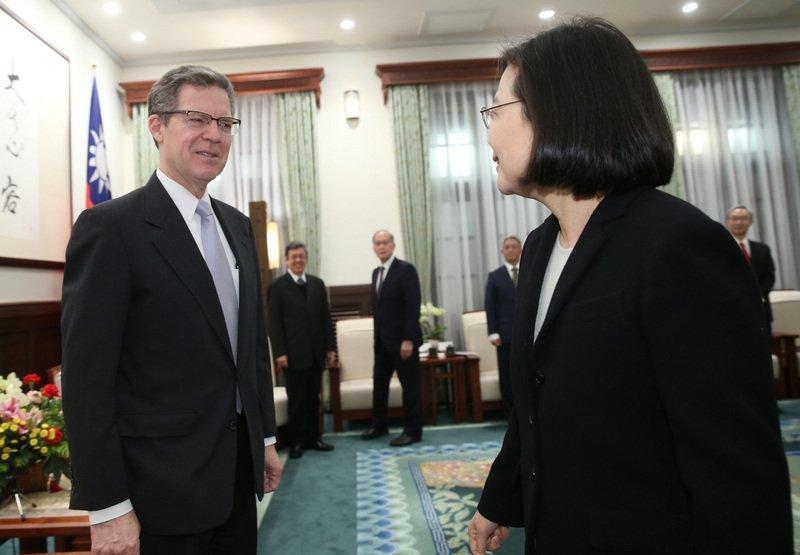 總統:首次亞太宗教自由會議在台舉辦 展現台美堅實夥伴關係