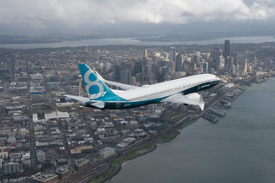 武漢肺炎衝擊/波音客戶取消43架737 MAX訂單