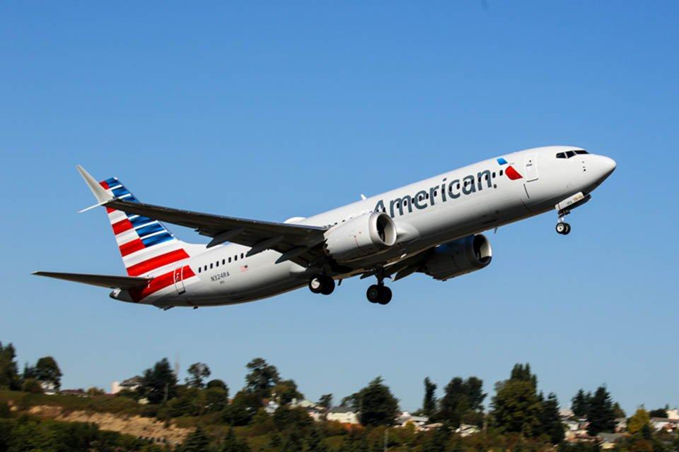 737 Max客機重飛天際 美航計劃年底前實現