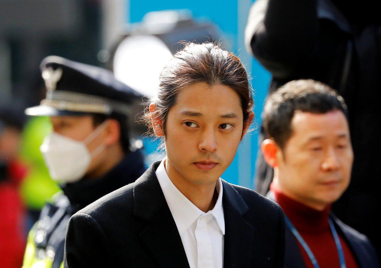 韓藝人鄭俊英性侵案 判刑5年定讞
