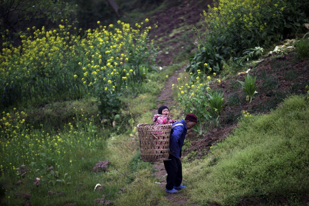 解除一胎化後 中國出生率續降至70年最低