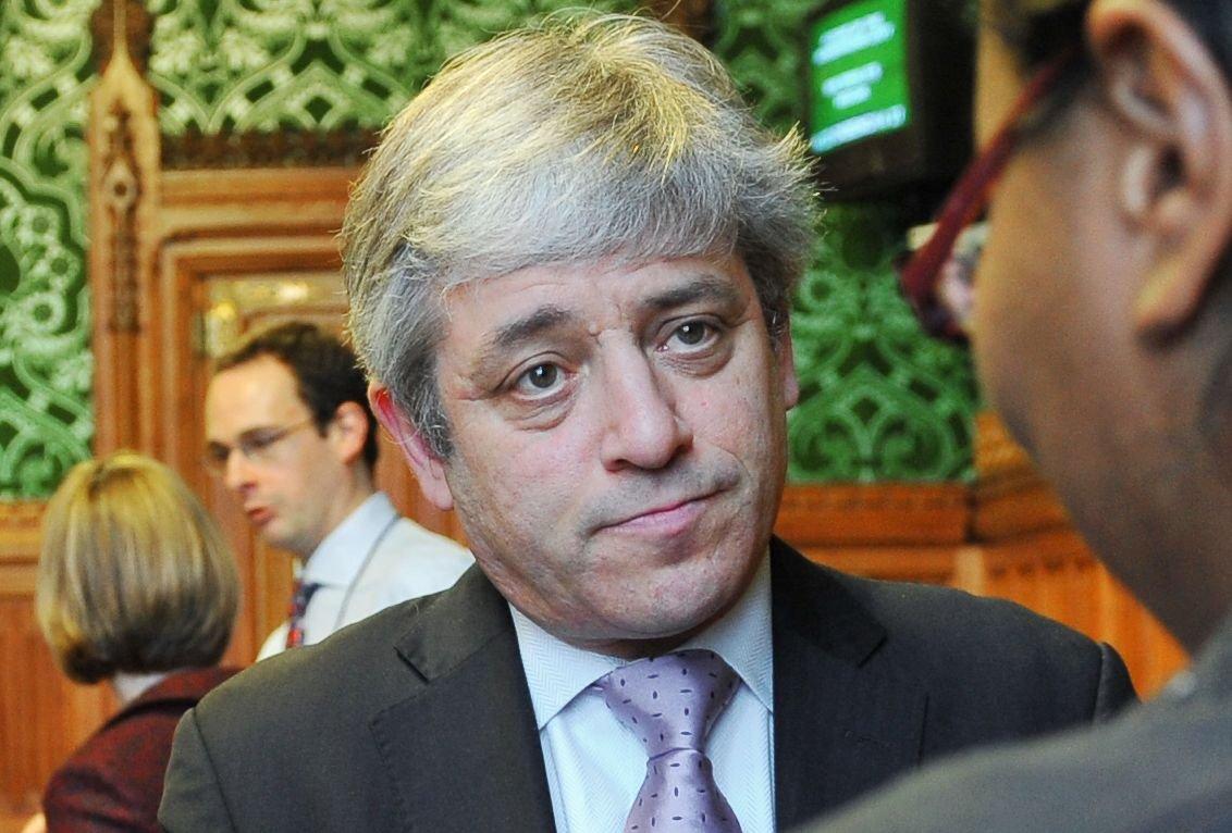 英議長貝爾考:下議院25日恢復開會