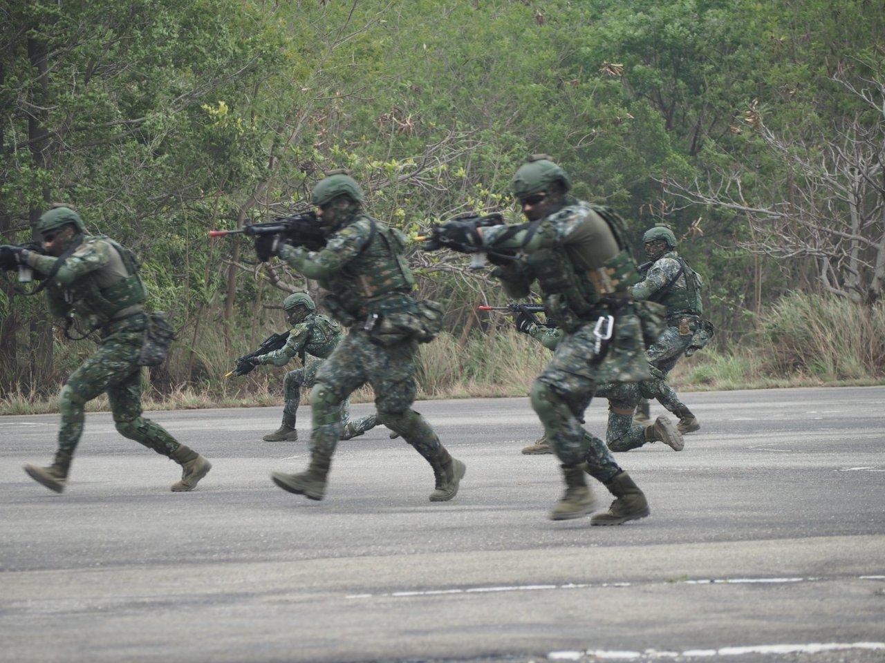 美助理防長提名人:特戰部隊可訓練台軍對抗共軍