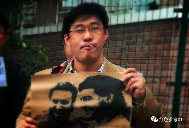 中國左翼網站編輯 被以「顛覆罪」拘留