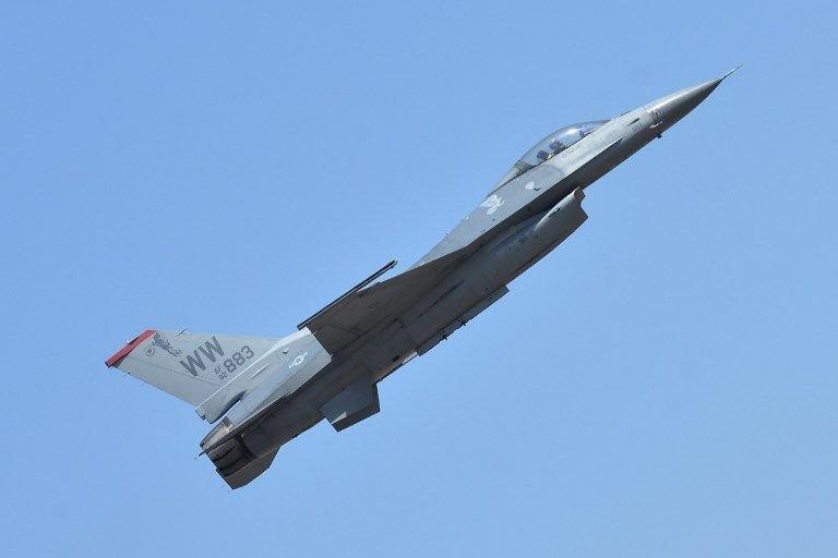 無懼激怒中國 華郵:美售台F-16將送國會審查