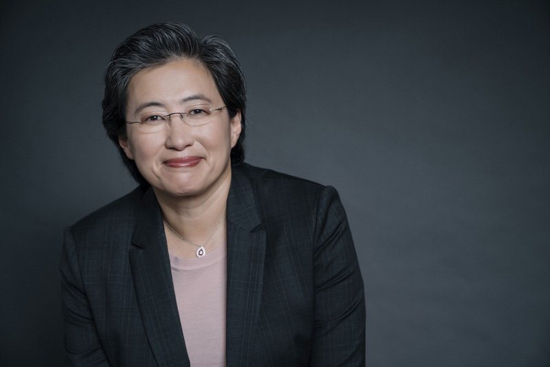 超微台裔總裁兼執行長蘇姿丰 出任美國總統科技顧問