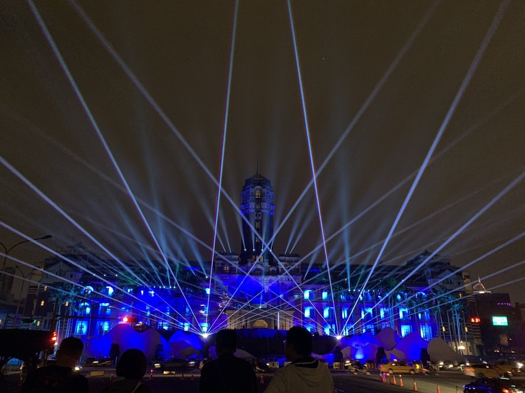 總統府音樂會 舞台設計展現巧思