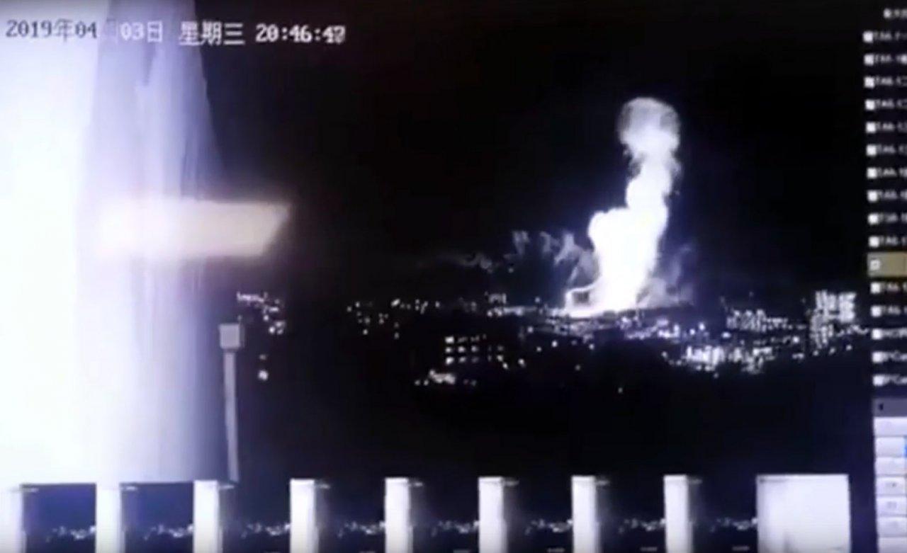 江蘇又有化工廠爆炸 官方稱沒傷亡空氣也沒影響