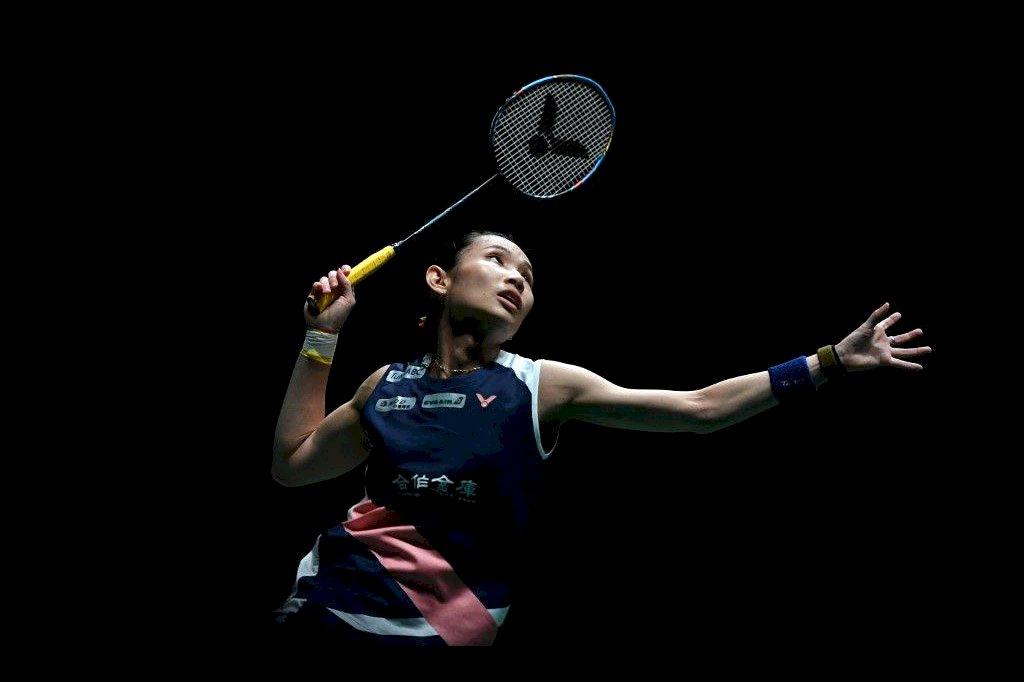 新加坡羽球公開賽 戴資穎周天成10日拚戰首輪