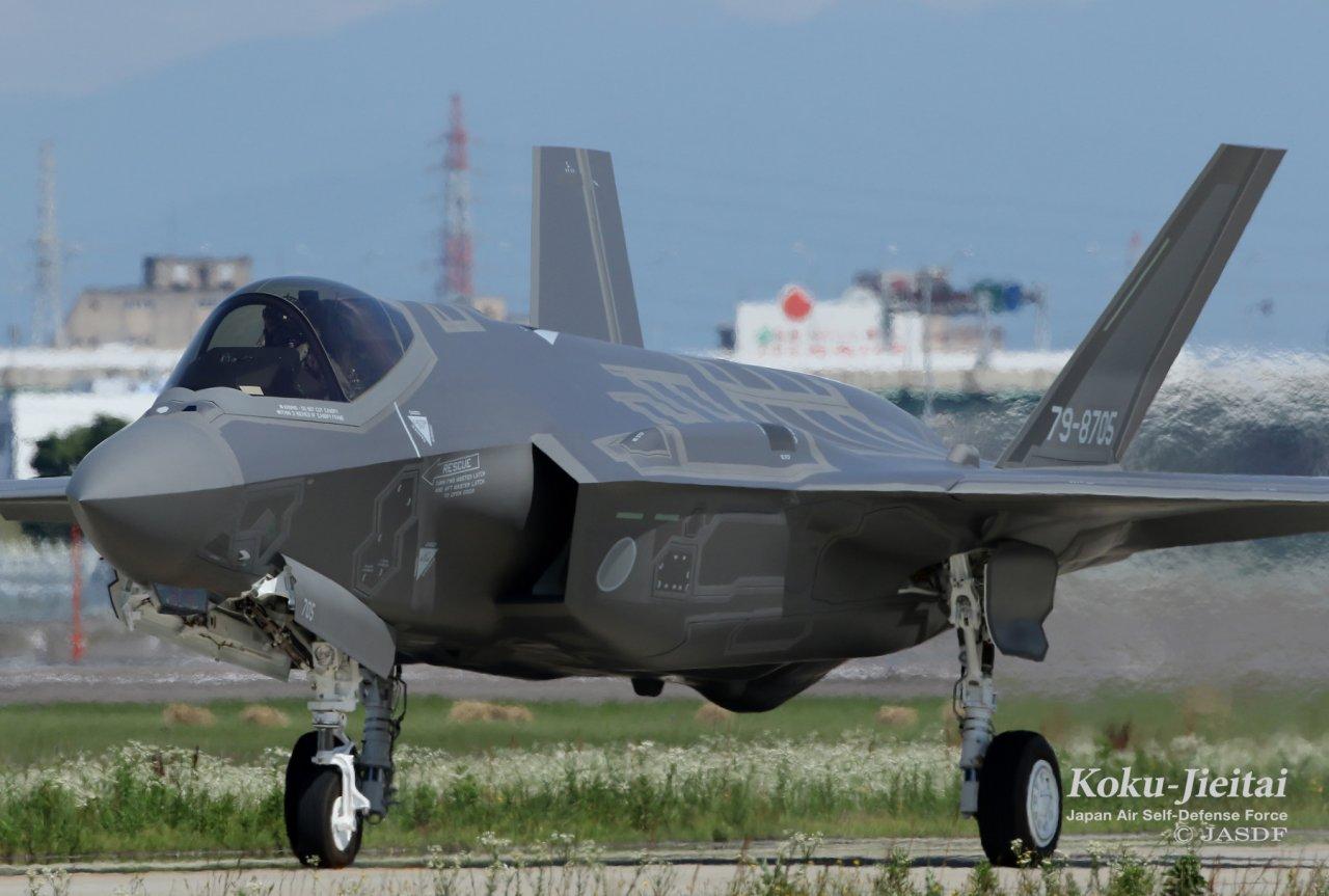 因應共機頻擾 日本靠F-35調整防空作為