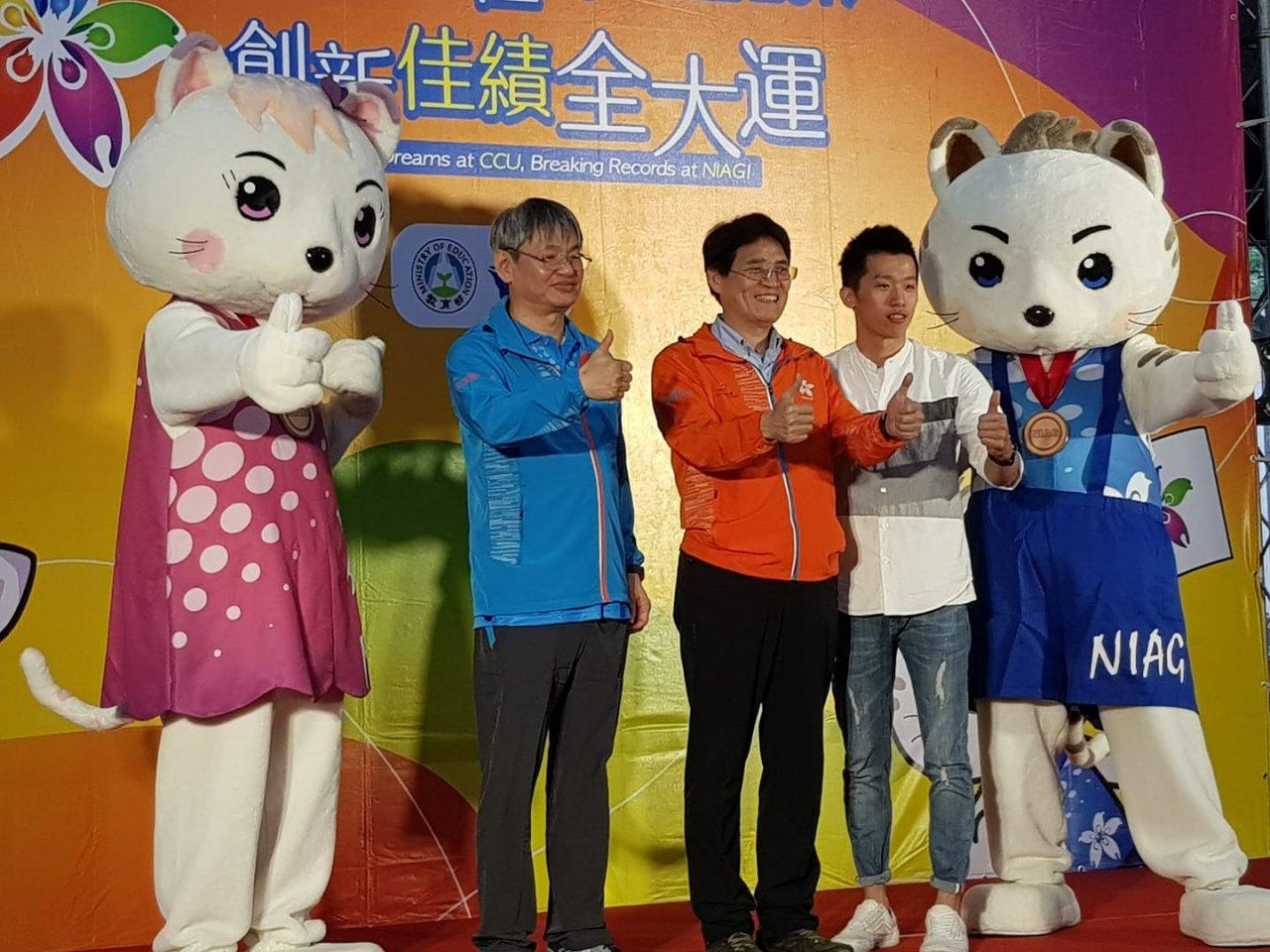 郭婞淳、李智凱、楊俊瀚等參賽 108全大運星光熠熠
