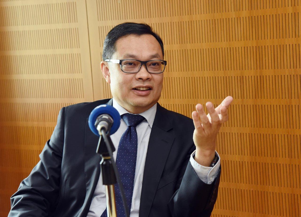 柯筌耀事件 陸委會:中共思想檢查進入校園
