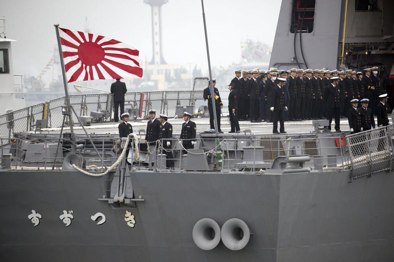 日本加強彈道飛彈防禦 海上自衛隊擬增逾2千人