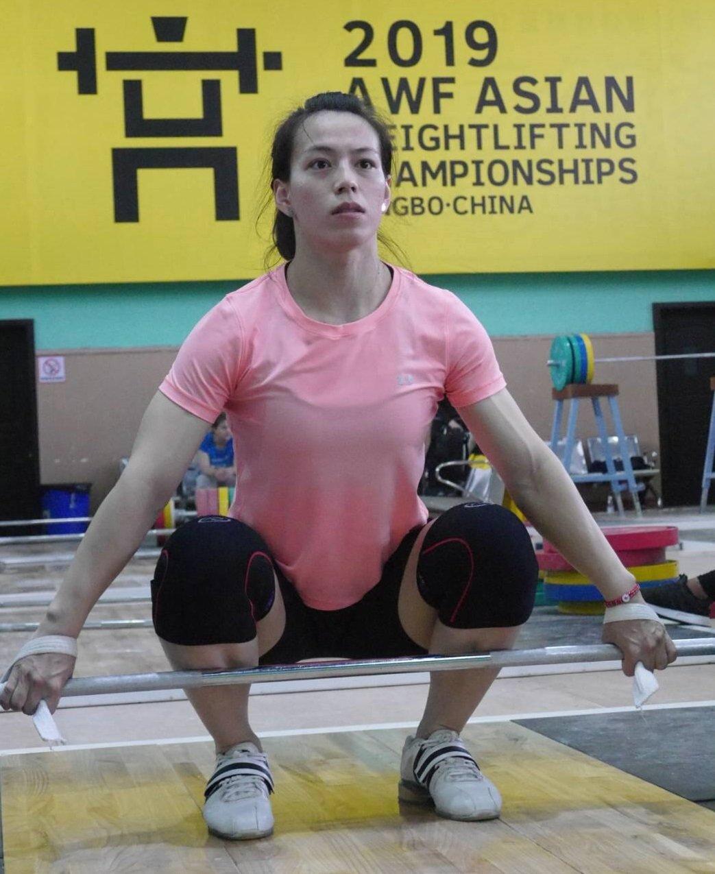 郭婞淳亞錦賽抓舉破世界紀錄 一金先到手