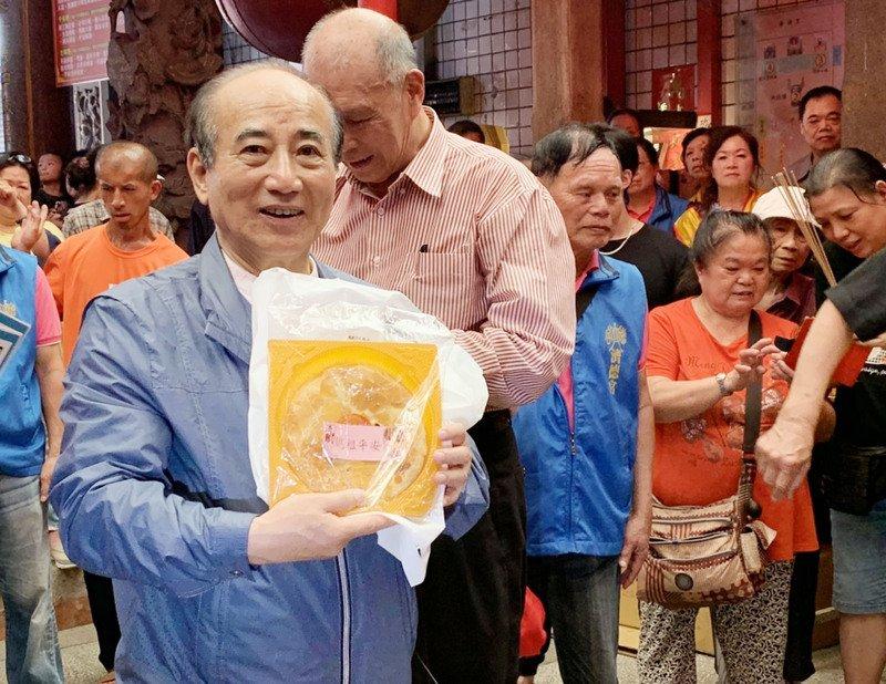 初選形式未定  王金平:國民黨不該因人設事