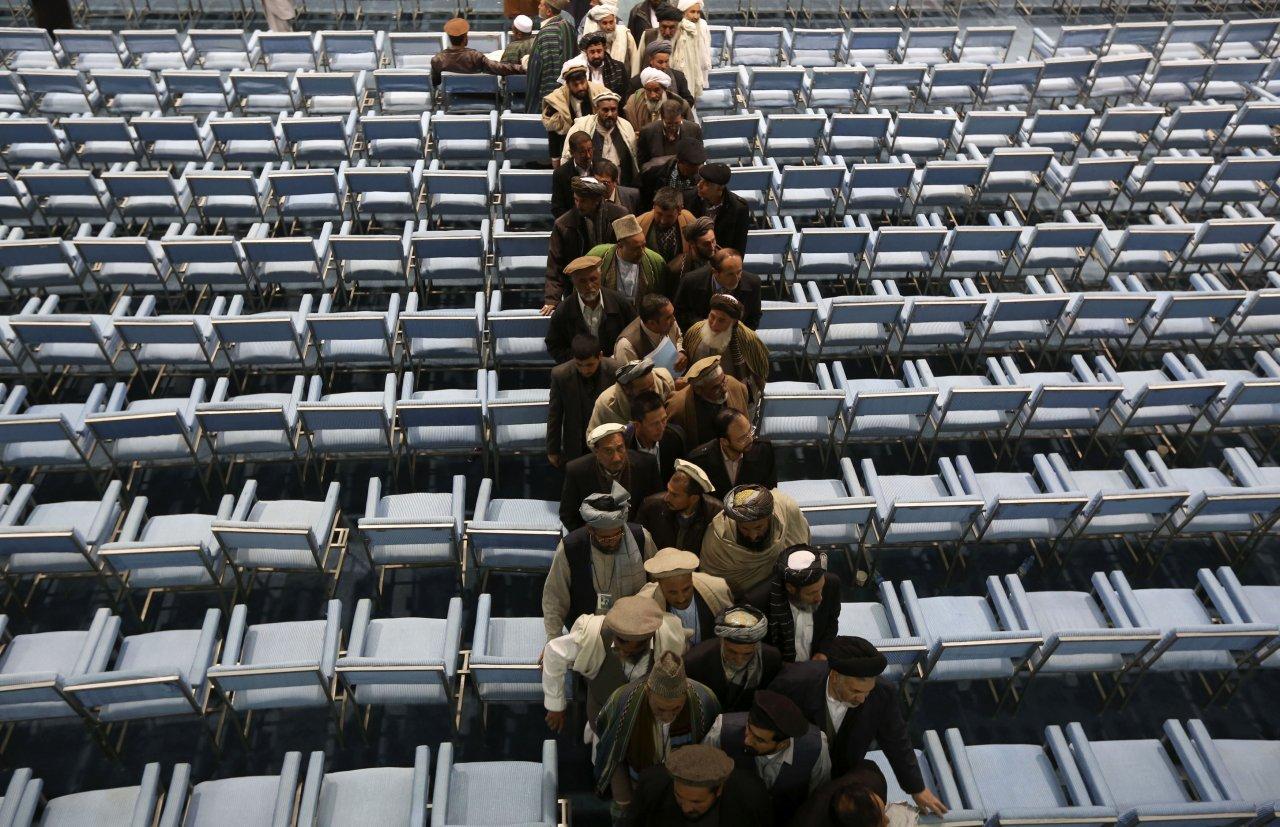 和談露曙光 阿富汗決議釋放400名塔利班囚犯