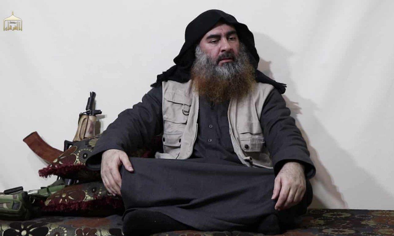 IS公布影片 疑似5年未露面首領巴格達迪