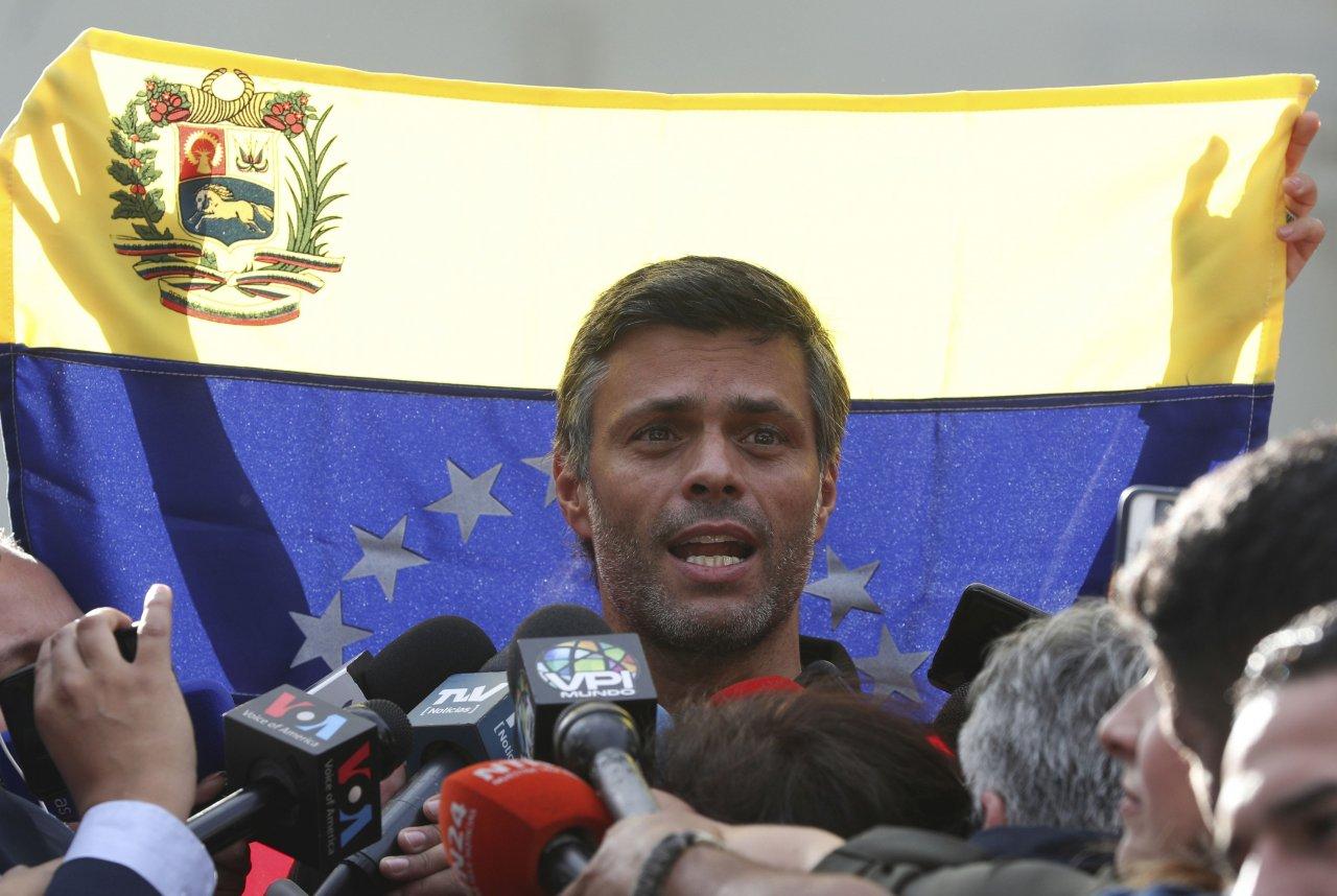委反對派要角羅培茲出逃西班牙 瓜伊多恐退場