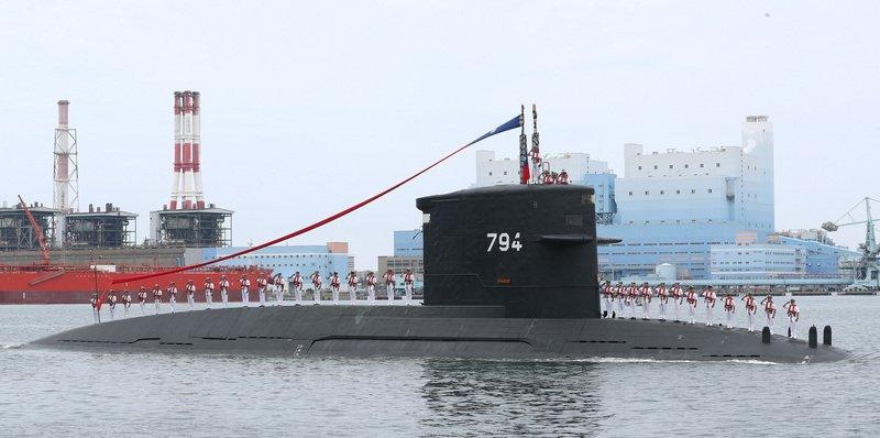 潛艦小組士氣高昂 海軍司令部:潛艦國造可完成開工準備