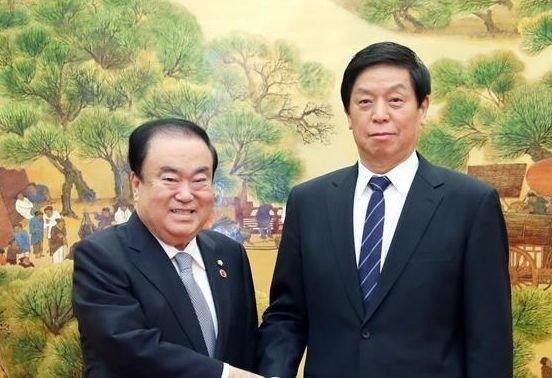 韓媒:中國冷落南韓議長文喜相 以薩德施壓