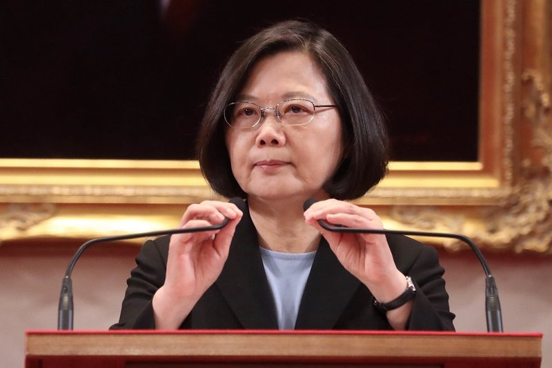 指兩岸情勢3變化 總統:北京企圖分化台灣、介入選舉