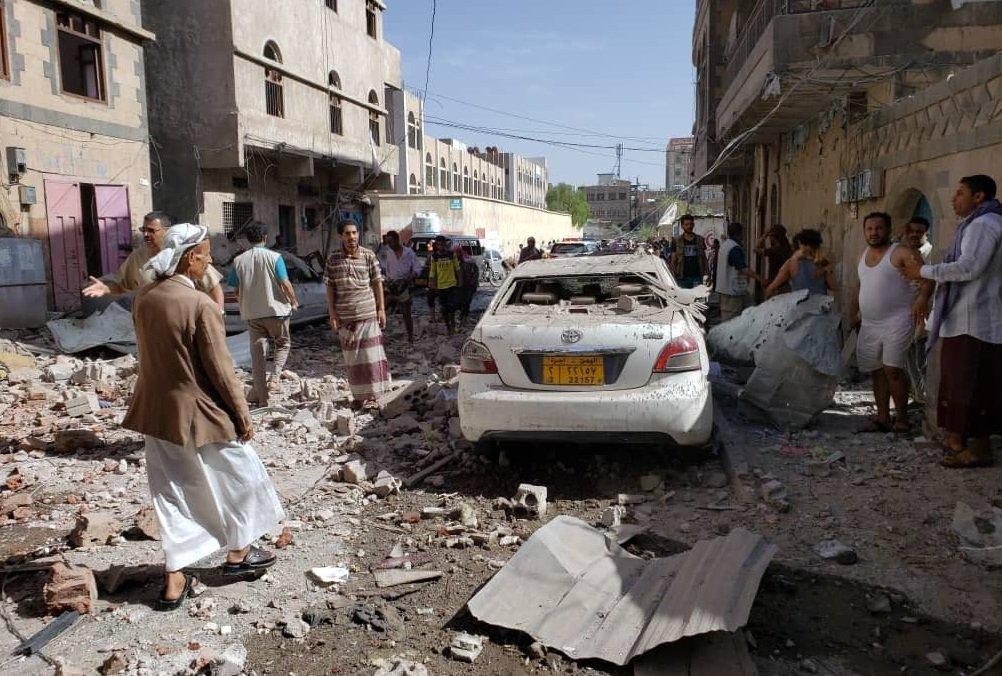 美沙高層通話 討論區域安全和終結葉門戰爭