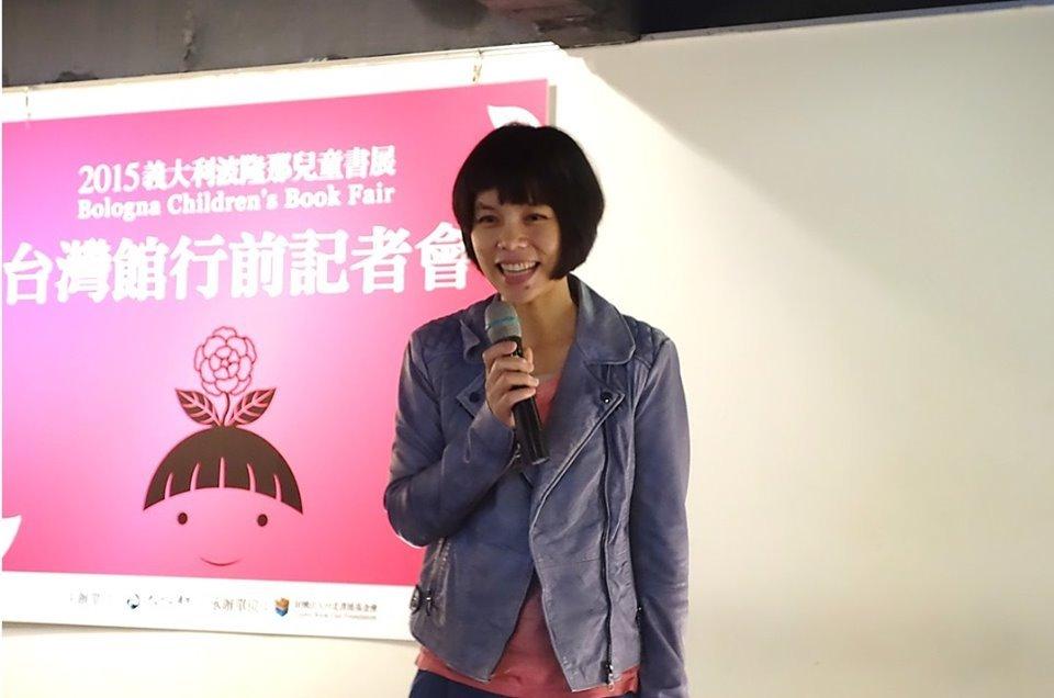 台灣繪本作家林小杯首位獲日本產經兒童出版文化獎