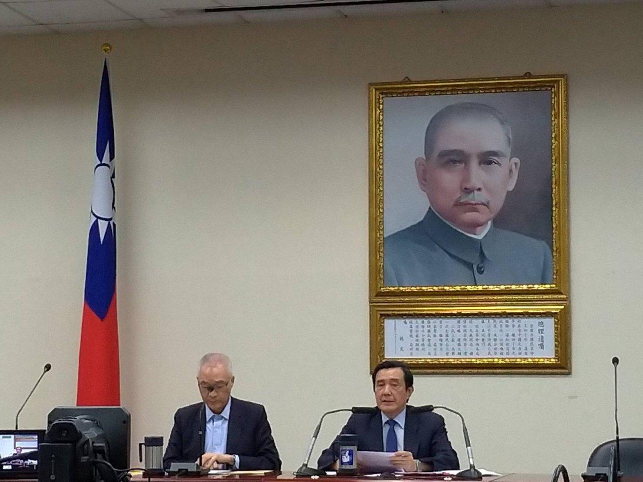 境管遭延2年馬吳將提申覆 願赴總統府請教蔡總統理由