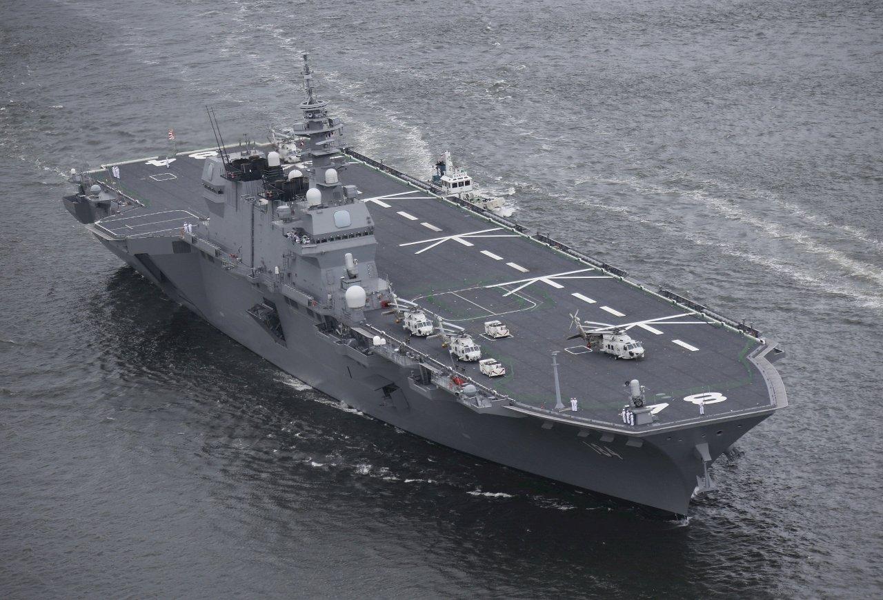 增太空部隊改裝航艦 日防衛需求5.3兆日圓創新高