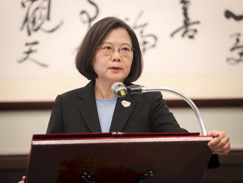 總統聽取國安會香港情勢專案小組簡報 指示協助在台港生