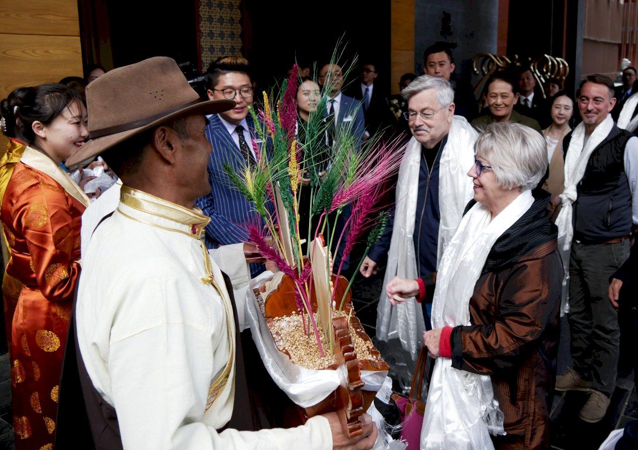 美大使訪西藏 關切北京干預宗教自由