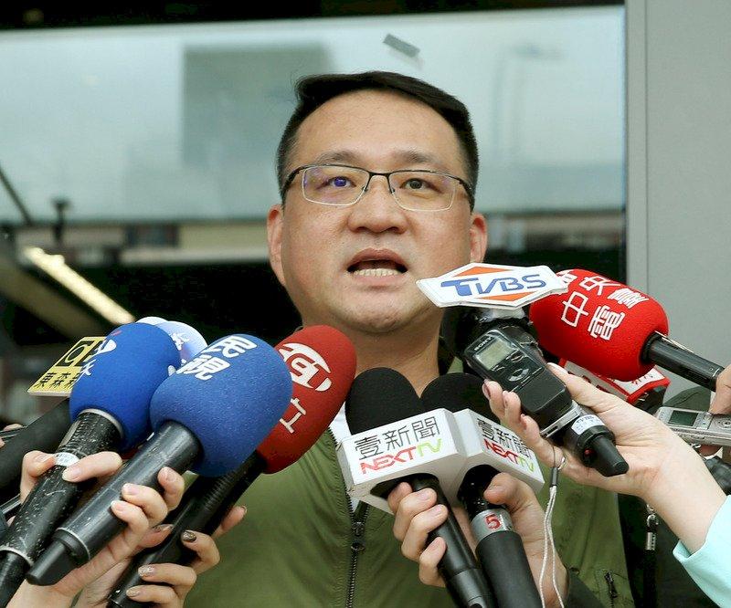 郭台銘退黨 蔡英文陣營:藍營分裂是家務事